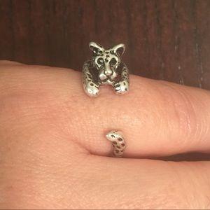 Jewelry - Jaguar/Leopard Ring Adjustable Sizing